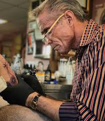 david beckham s artist meet the who inks a