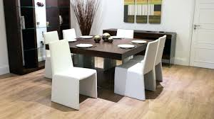 dining room set for 12 dining chairs casual wooden design of square dining room table