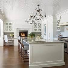 kitchen fireplace ideas raised kitchen fireplace design ideas