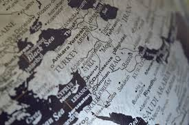 Blank Middle East Map by Redraw The Map A Christian Call For Middle East Peace Providence