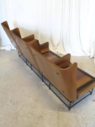 Midcentury Modern Finds Mid Century Modern Bent Plywood Bench For Sale At Pamono