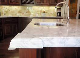 granite countertop luxurious kitchen cabinets basket weave tile