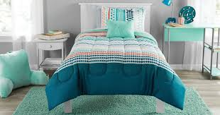 walmart com mainstays bed in a bag sets as low as 11 91