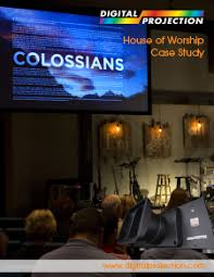 houses of worship digital projection digital projection