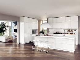 Cucina Brava Lube by Cucine Moderne Bianche E Legno Ispirazione Interior Design