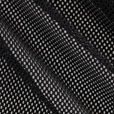 halloween knit fabric telio mod stretch mesh black from fabricdotcom this mesh knit