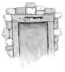 ken flick u0027s home theater lintel doorpost u0026 the obvious question is if at that time we