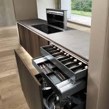 eclairage tiroir cuisine hotte de cuisine tiroir avec éclairage intégré arte by marco piva