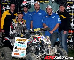 pro am motocross 2010 neatv mx pro u0026 pro am atv motocross race report yamaha u0027s