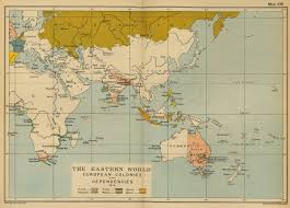 Africa And Asia Map by European Colonies In Asia And Africa 1815