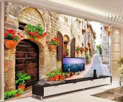 popularne 3d murals alley kupuj tanie 3d murals alley zestawy od