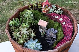 Succulent Gardens Ideas Succulent Garden Garden Idea Crafts Unleashed
