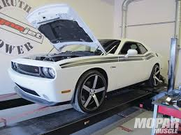 Dodge Challenger 2011 - diablosports trinity t 1000 tuning system cracking the code