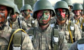 It Is Being Reported That Turkish Military Forces Have by What Turkey Can Learn From Russia About Coup Proofing The Military