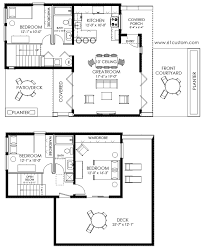 modern home designs plans modern ranch house plans raised homes design by architect magnus