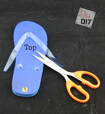 make your own flip flops gladiator style diva of diy