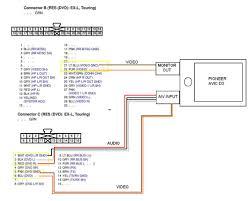 pioneer avh p3100dvd wiring diagram gooddy org