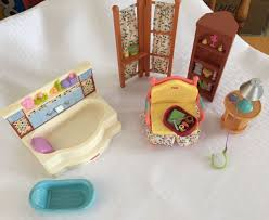 home design fisher price dollhouse furniture small kitchen home