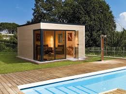 bureau de jardin design abri piscine chalet de jardin pool house bois abri de piscine