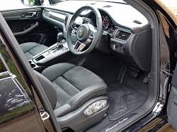 2017 porsche macan turbo interior used 2017 porsche macan for sale in surrey pistonheads