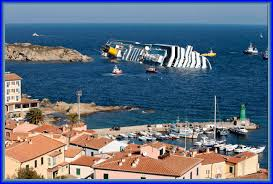 carnival paradise cruise ship sinking the luxury cruise ship costa concordia ran aground off the tiny