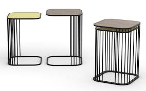 Modern Side Tables 17 Modern Nesting Side Tables Vurni Stackable Side Tables Lv Condo