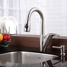 Vigo Stainless Steel Pull Out Kitchen Faucet by Stainless Steel Kitchen Faucets Paneras Stainless Steel Kitchen