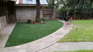 artificial grass synthetic turf maintenance free lawn san antonio