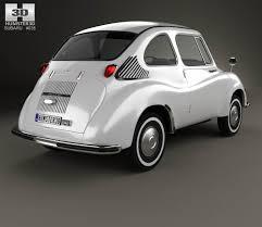 subaru 360 car subaru 360 1958 3d model hum3d