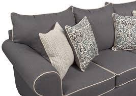 Value City Furniture Sofas carla sofa gray value city furniture