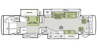 2014 tiffin rv allegro bus specs u0026 floorplans tiffin rvs