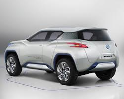 new nissan concept nissan unveils concept fuel cell suv houston chronicle