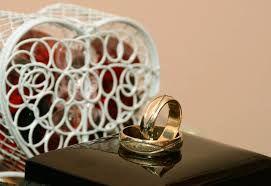 glass wedding rings free images glass golden symbol