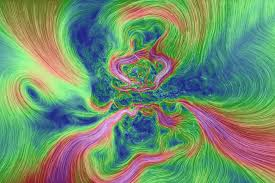 wind art watch how the wind moves around the earth u2014it u0027s hypnotic smart