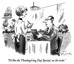 an accelerated thanksgiving the new yorker