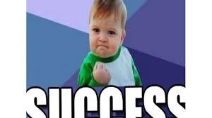 Success Meme - success kid lives up to his meme wwlp