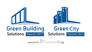 Sustainable Building Solutions Green Building Solutions U0026 City Awards Launch Of The 2017 Edition