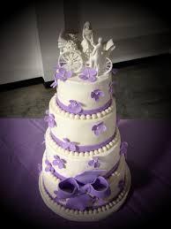 wedding cake lavender lavender wedding cake cakecentral
