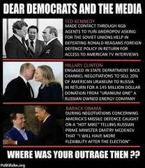 Single Meme - the real history of russian collusion summed up by a single meme
