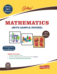 golden mathematics reference book for class viii amazon in