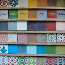 zementfliesen auswahl an fliesen casa eurabia kunsthandwerk