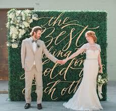 wedding backdrop quotes wooden wedding backdrop