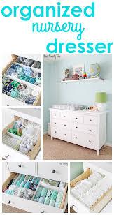 nursery dresser organization nursery dresser dresser and nursery