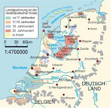 netherland map europe map of the netherlands land reclamation netherlands maps and