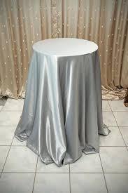 silver satin tablecloth silver tablecloth uk silver tablecloth