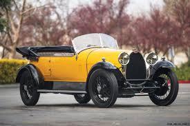 bugatti type 1 rm amelia 2016 1925 bugatti type 30 tourer