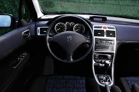 peugeot jeep interior peugeot 307 5 doors specs 2001 2002 2003 2004 2005