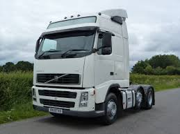 volvo tractor truck volvo fh 12 460 6 x 2 globetrotter tractor