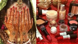 bridal makeup sets indian bridal makeup kit essentials for beginners high end
