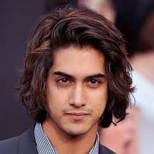 long wavy hairstyles men latest men haircuts